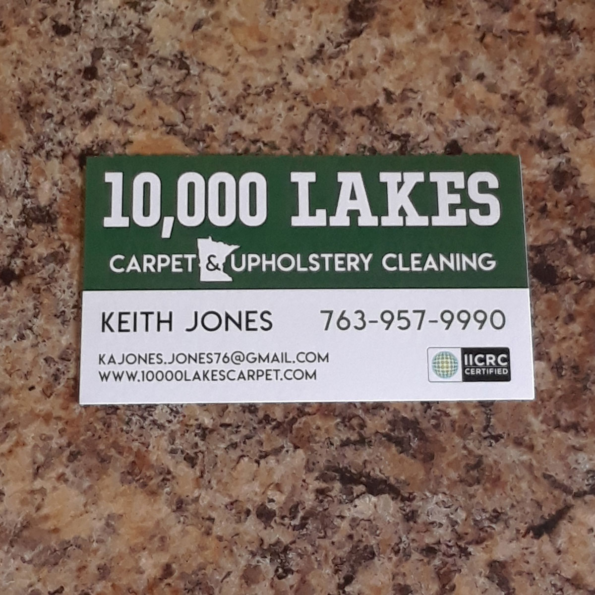 10000 Lakes Carpet Cleaning Contact Info