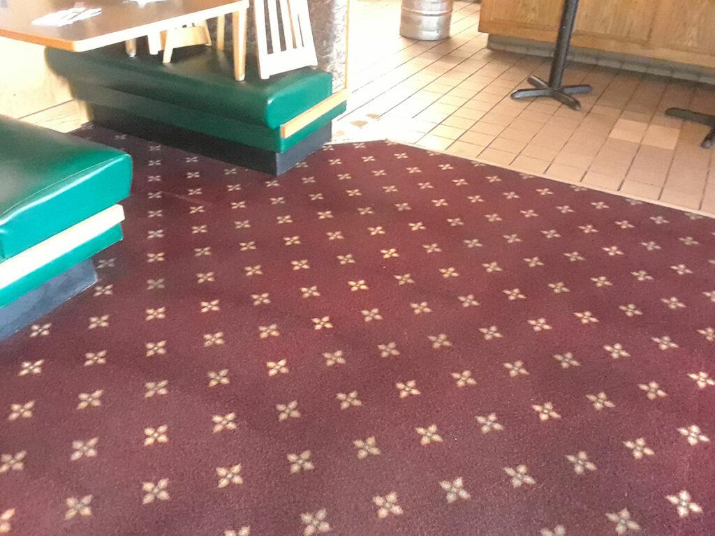 After/Closeup: Hudy's Cafe Champlin MN