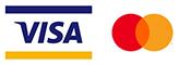 Visa Mastercard Accepted